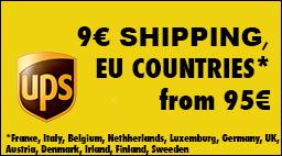 shipping 9€ eu contries