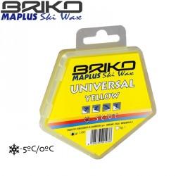 Cera universal BRIKO-Maplus amarilla 100 g