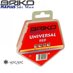 BRIKO-Maplus Wax Universal Red 100 g