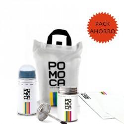 Pack completo mantenimiento pieles POMOCA