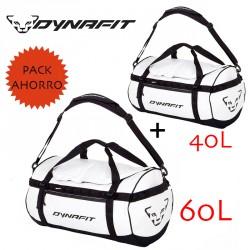 Pack de Petates Dynafit: 40L + 60L