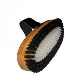 Waxing Snowboard Nylon-Horse Hair Brush by VOLA