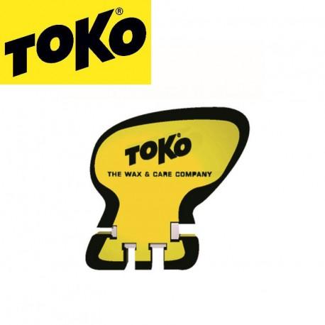 Afilador rasquestas metacrilato Toko