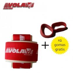 Velcro VOLA Straps + Ski Brake Retainers (free)