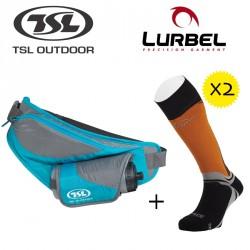Pack calcetines Beret + Cinturón hidratación Aquabelt TSL