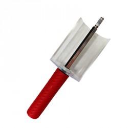 Acople para cepillo rotativo