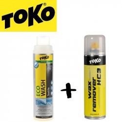 Lot Nettoyage Toko