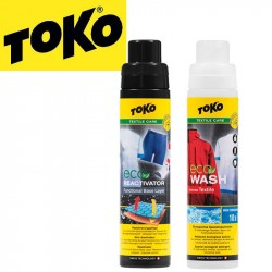 Eco Textile Wash + Eco Functional Reactivator