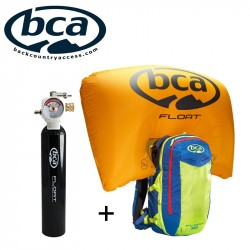 Sac Airbag Float 32 + Cylindre Float 1.0