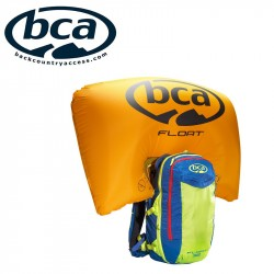 Pack BCA: Mochila Airbag Float 32 + Cilindro
