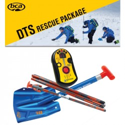DTS Package: Tracker, Shovel and Probe
