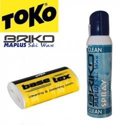 Disolvente Briko + Base Tex Toko