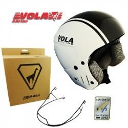 VOLA Mystic FIS Helmet + Metal Chin