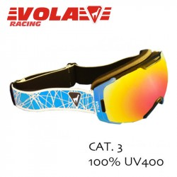 Fast Blue Goggles by VOLA