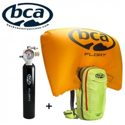 Sac Airbag Float 22 + Cylindre Float 1.0