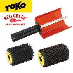 Lot Toko Brosses Rotatives
