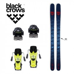 Black Crows Captis + Tyrolia Attack 13
