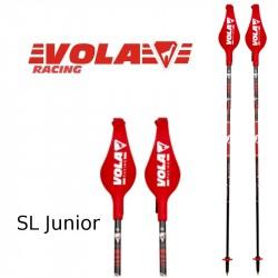 Bastones SL Junior Aluminio + Protección Básica