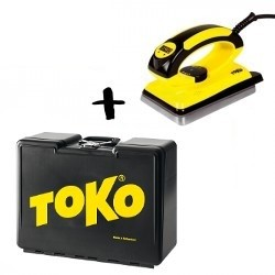 Toko T14 Waxing Iron + Toko Big Box