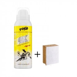Pack TOKO Express Racing Spray + Thermo Cork