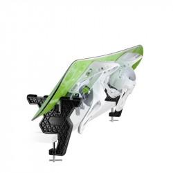 Suports Encerat Afilat Snowboard de SKIMAN