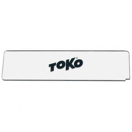 Snowboard Waxing Scraper TOKO