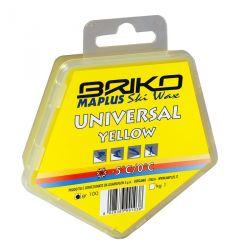 Fart Ski Snowboard BRIKO-Maplus 100 g jaune