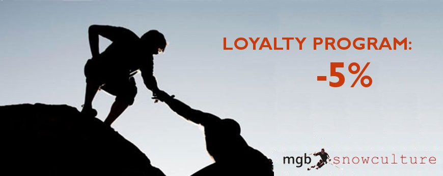 Obtain discount by accumulationg loyalty points
