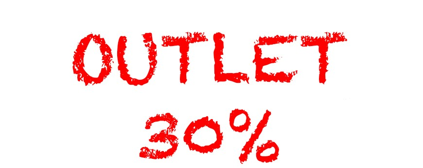 Outlet 30%